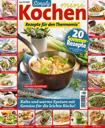 Simply Kochen mini – Rezepte für den Thermomix® 05/18