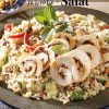 Rezept - Puten-Taboulé-Salat - Simply Kreativ - Salate mit dem Thermomix® - 0418