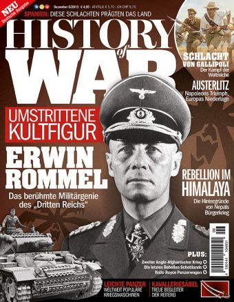 History of War Heft 06/2015