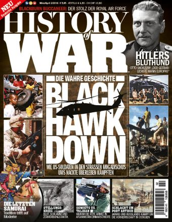 History of War Heft 02/2016