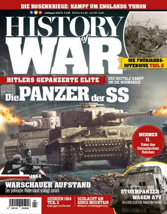 History of War 04/18