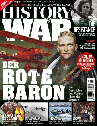 History of War Heft 01/2016