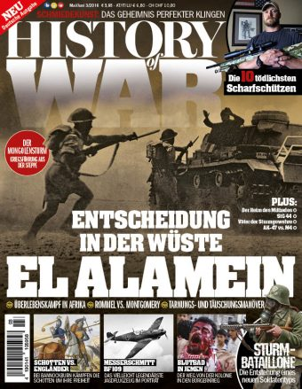 History of War Heft 03/2016