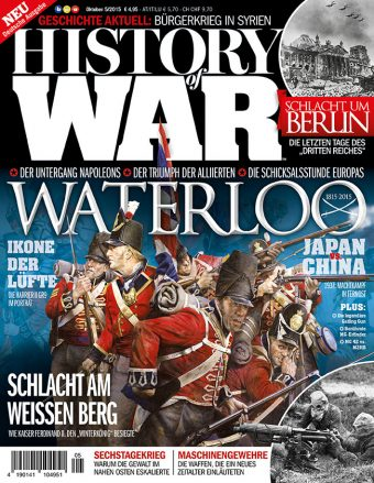 History of War Heft 05/2015