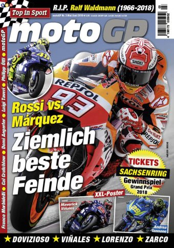 Top in Sport – MotoGP 03/2018