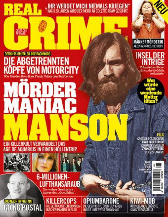 Real Crime Heft 01/2016