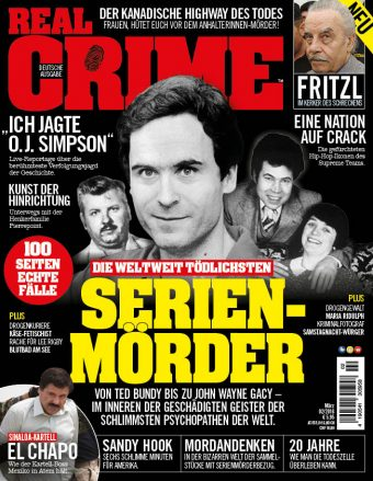 Real Crime Heft 02/2016