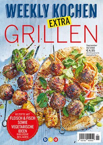 Weekly Kochen Extra Grillen 01/2018