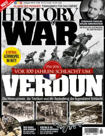 History of War Heft 04/2016