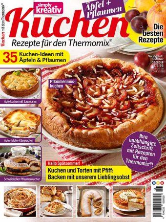 Simply Kreativ Äpfel-und Pflaumen-Rezepte für den Thermomix® 05/2018