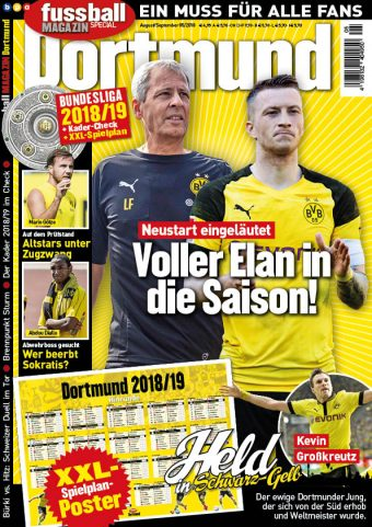 Fussballmagazin Dortmund 05/2018