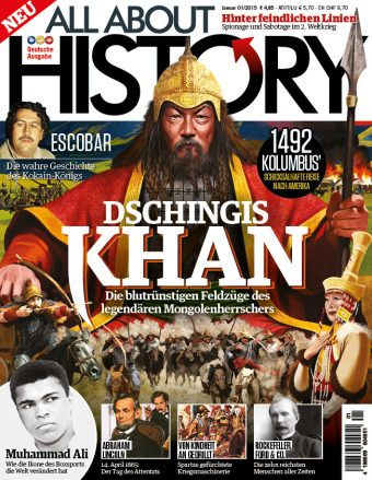 All About History Heft 01/2015