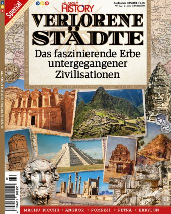 All About History Special: Verlorene Städte 03/2018