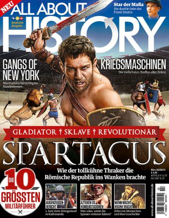 All About History Heft 02/2015