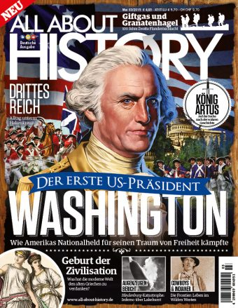 All About History Heft 03/2015