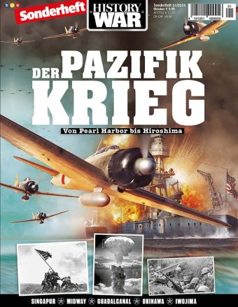 History of War Sonderheft Der Pazifikkrieg 01/2018
