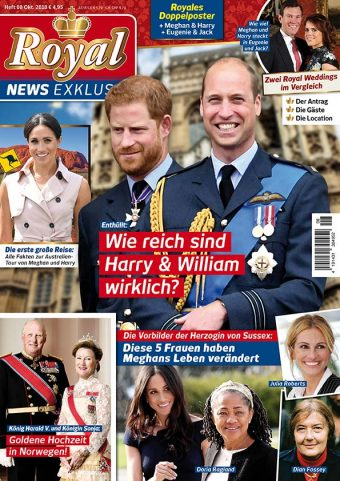Royal News Heft 08/2018