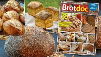 Simply Backen Sonderheft Brotdoc