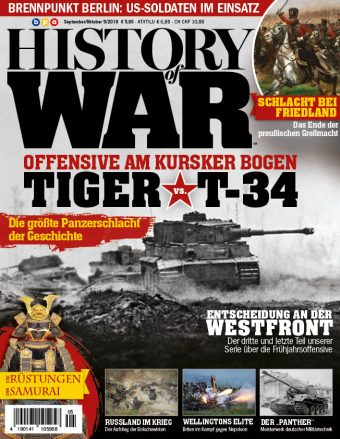 History of War Heft 05/2018