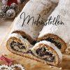 Rezept - Mohnstollen - Simply Backen Special Weihnachtsplätzchen mit dem Thermomix® - 01/2018