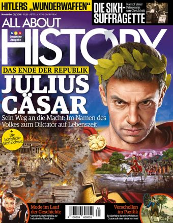 All About History Heft 05/2018