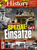 History Collection – Spezialeinsätze: Kommandos auf geheimer Mission - 04/2018