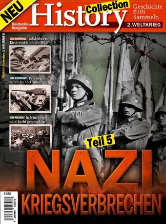 History Collection – Spezialeinsätze: Kommandos auf geheimer Mission - 05/2018