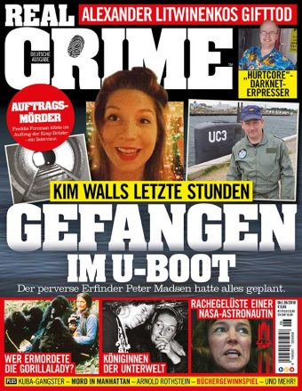 Real Crime Heft 06/2018