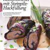 Rezept - Rotkohlwickel mit Steinpilz-Hackfüllung - Simply Kochen mini – Rezepte für den Thermomix® 06/2018