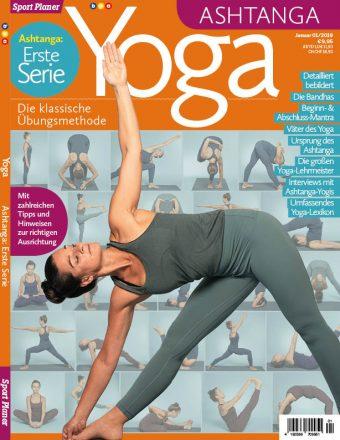 Sportplaner Yoga Guide - 01/2019