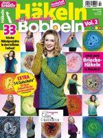 Simply Kreativ Häkeln mit Farbverlaufs-Bobbeln Vol. 2 Heft 02/2019