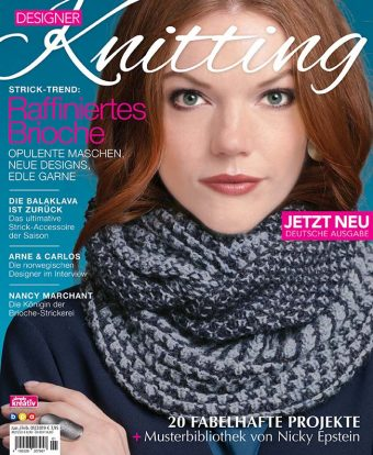 Designer Knitting 01/2019