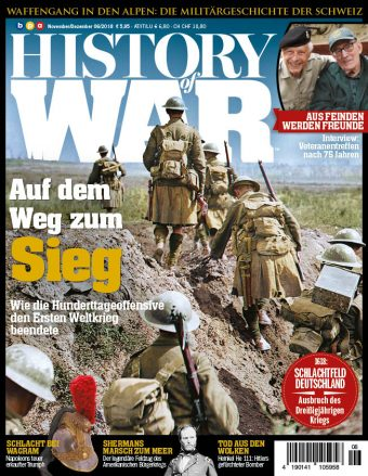 History of War Heft 06/2018