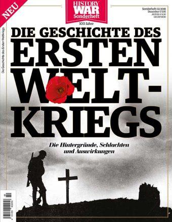 History of War Sonderheft Erster Weltkrieg - 02/2018