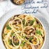 Rezept - Nudeln mit Sardinen und Fenchel - Simply Kreativ Superfood 01/2019