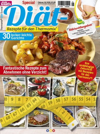 Simply Kreativ Thermomix® Diät Special 01/2019