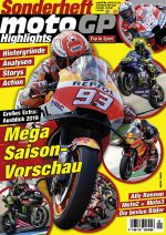 Top in Sport – MotoGP Highlights 2018 Heft 01/2019