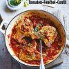 Rezept - Schweinekoteletts in Tomaten-Fenchel-Confit - Simply Kreativ Healthy Diät-Sonderheft - Keto-Diät - 01/2019