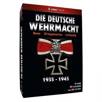 DVD – Die deutsche Wehrmacht