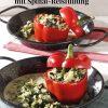 Rezept - Paprikaschote mit Spinat-Reisfüllung - Simply Kreativ Thermomix® Diät Special 01/2019