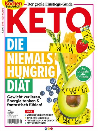 Simply Kochen Sonderheft - Keto Guide - 01/2019