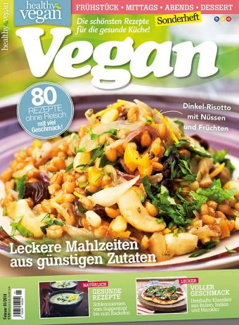 Healthy Vegan Sonderheft - Vegan 01/2019