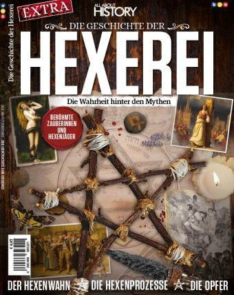 All About History Extra Hexen 01/2019