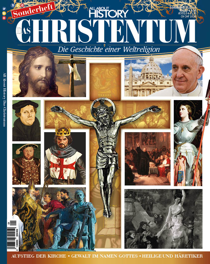 All About History Sonderheft Christentum 01/18
