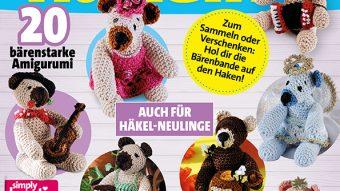 Mini Häkeln Vol.6 – Teddybären 01/2019