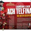 Vorschau Champions League - Fussballmagazin Bayern München 02/2019