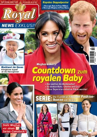 Royal News Heft 02/2019