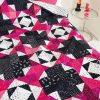 Nähanleitung - Hot Pink - Simply Kreativ Patchwork + Quilting 02/2019