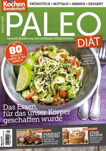 Simply Kochen Sonderheft Paleo-Diät 01/2019
