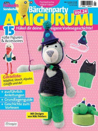 Fantastische Häkelideen Bärchenparty Amigurumi Vol. 24